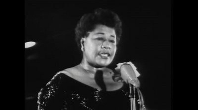 Ella Fitzgerald Live Australian-TV YouTube Video Jazzespresso Jazz Mag