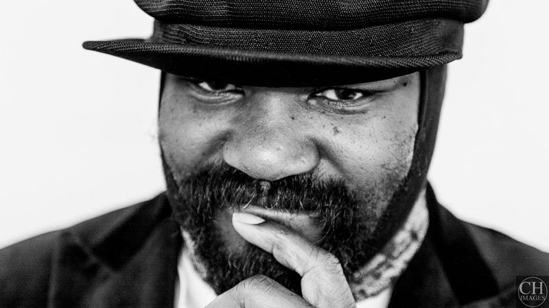 Gregory Porter Portrait Claudia Hunter Jazzespresso