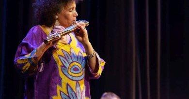 Nicole Mitchell University of Pittsburgh Jazzespresso Jazz Magazine