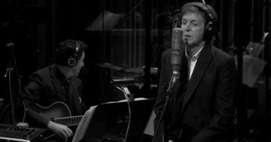 Paul McCartney Paper Moon YouTube Video Jazzespresso Revista Jazz