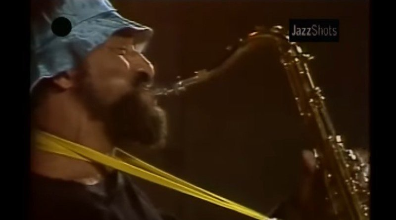 Sonny Rollins Jazz Jamboree YouTube Video Jazzespresso 爵士雜誌