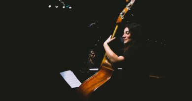 Ilaria Capalbo Jazzespresso 專訪 爵士雜誌 jazz Iug Mirti 專訪