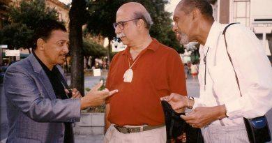 Ira Gitler Falleció a Los 90 Años Jazzespresso Revista Jazz