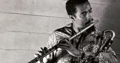 Eric Dolphy: It's All Out There Now Jazzespresso Jazz Magazine