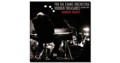 Evans Orchestra Monday Nights Jazzespresso 爵士杂志