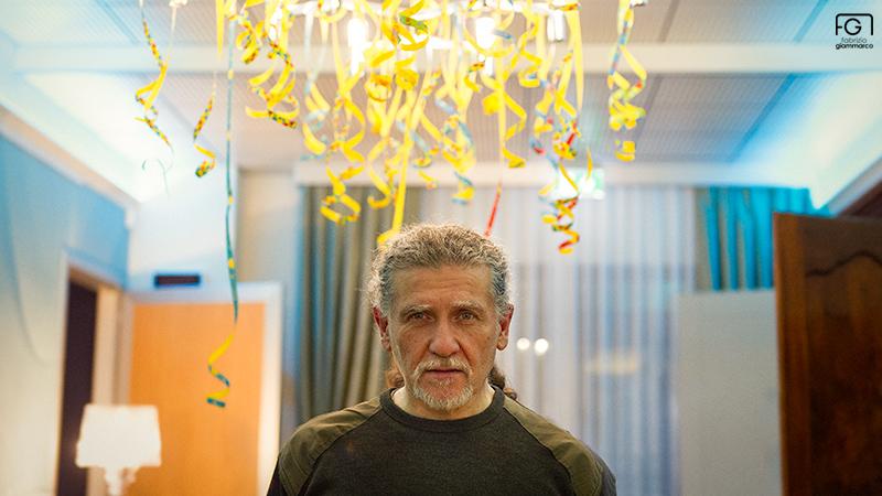 Javier Girotto 爵士音乐人物肖像摄影 Fabrizio Giammarco Jazzespresso