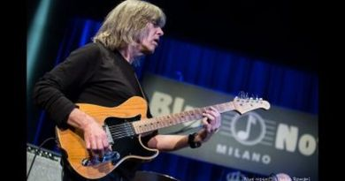 Mike Stern Band Kate Blue Note YouTube Video Jazzespresso Revista