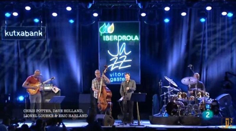 Potter Holland Loueke Harland YouTube Video Jazzespresso Revista