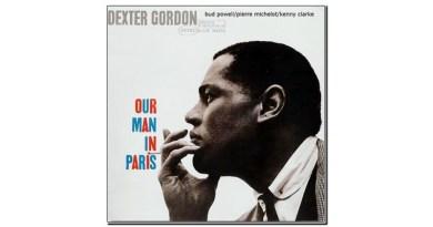 Dexter Gordon Our Man In Paris Blue Note Jazzespresso Jazz Magazine