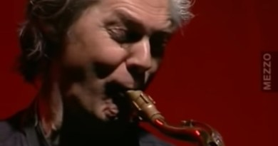 Jan Garbarek Hasta Siempre YouTube Video Jazzespresso Revista Jazz