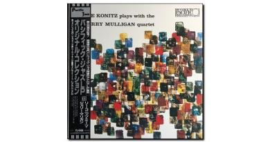 Lee Konitz Plays with The Gerry Mulligan Quartet <br/> World Pacific Records, 1992 Reissue