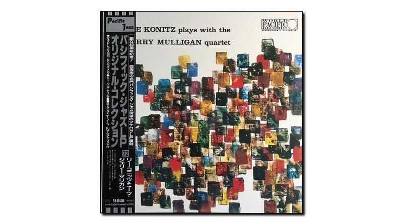 Lee Konitz Gerry Mulligan Quartet World Pacific Jazzespresso 爵士杂志