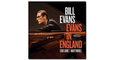 Bill Evans Evans in England Resonance 2019 Jazzespresso Revista