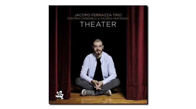 Jacopo Ferrazza Trio Theater CAM jazz 2019 Jazzespresso 爵士雜誌
