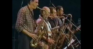 Brecker Liebman Garzone Redman Impressions Live Newport Jazzepresso Jazz Mag