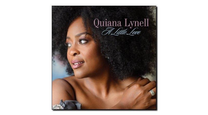 Quiana Lynell A Little Love Concorde 2019 Jazzespresso 爵士杂志