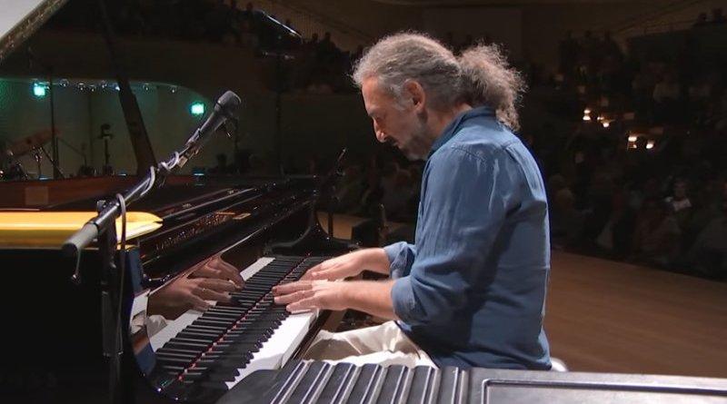 Stefano Bollani Napoli Trip Live Elbphilharmonie Jazzepresso 爵士杂志