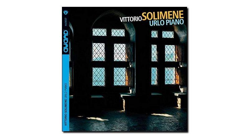Vittorio Solimene Urlo Piano Auand 2019 Jazzespresso 爵士雜誌