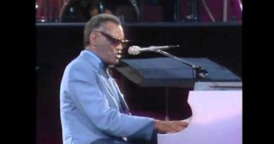 Ray Charles Full Concert 1981 YouTube Video Jazzespresso Magazine