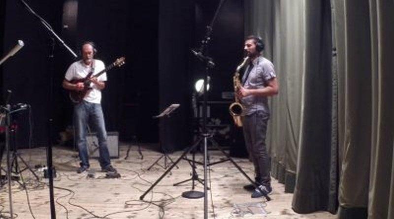 Peppe Santangelo Nu Quartet Wayne YouTube Video Jazzespresso 爵士杂志