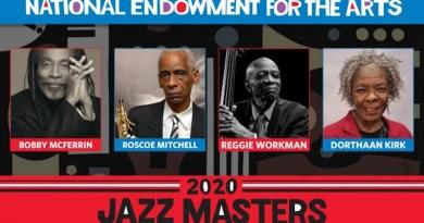 NEA Anuncia Jazz Masters 2020 Jazzespresso Revista Jazz