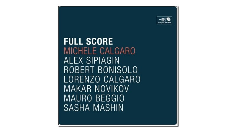 Michele Calgaro Full Score Caligola 2019 Jazzespresso Revista Jazz