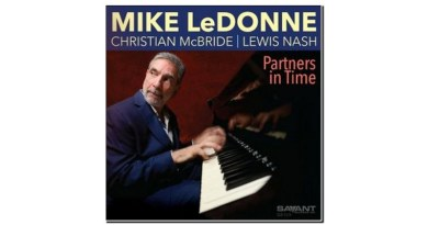 Mike LeDonne Partners In Time Savant 2019 Jazzespresso Jazz Magazine