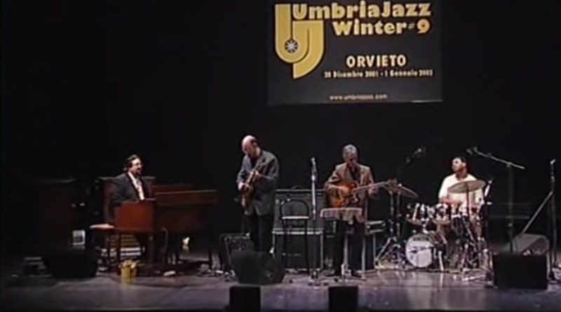 Pat Martino Trio John Scofield Sunny YouTube Video Jazzespresso Revista Jazz