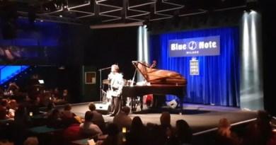 Johnny O' Neal Trio Blue Note Milano March YouTube Video Jazzespresso Revista Jazz