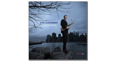 Eric Alexander Leap of Faith Giant Step Arts 2019 Jazzespresso Revista