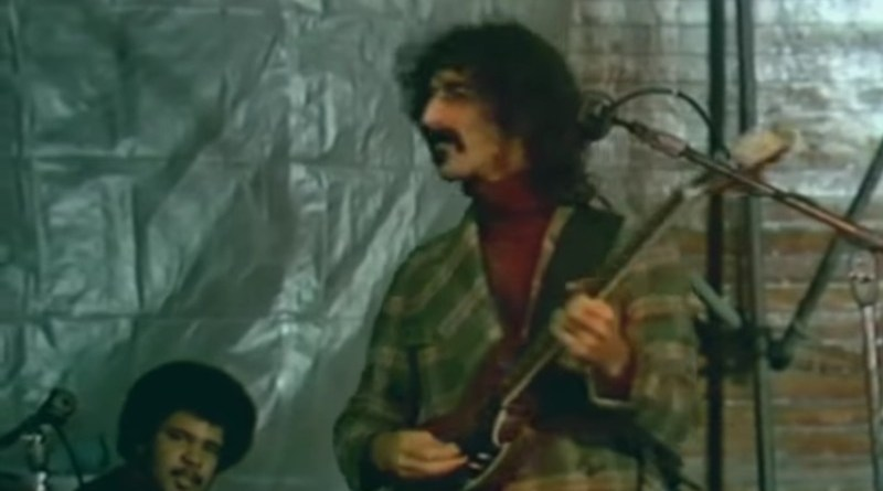 Frank Zappa Dupree's Paradise Stockholm YouTube Video Jazzespresso