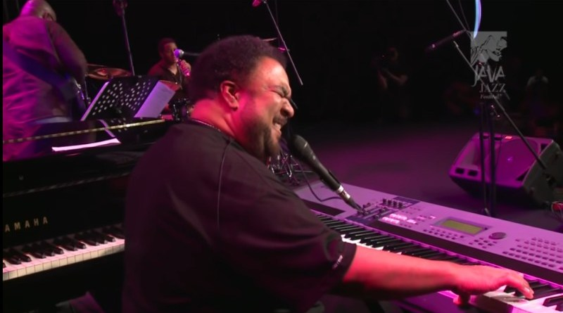 George Duke Trio It's On Java Festival YouTube Video Jazzespresso 爵士杂志