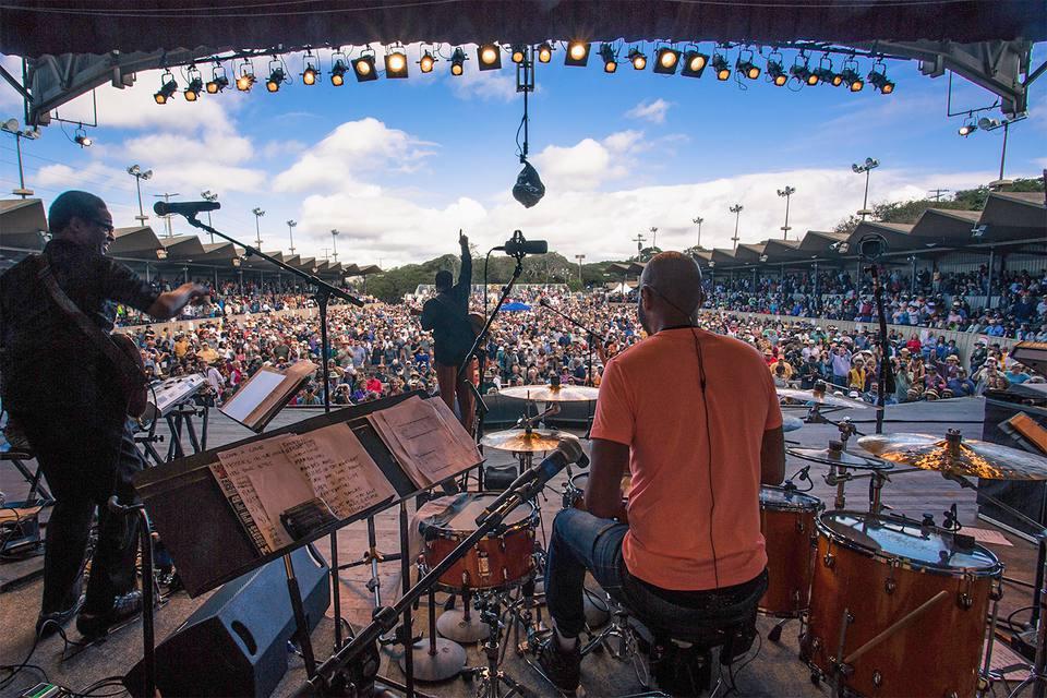 蒙特雷爵士音乐节(Monterey Jazz Festival) Jazzespresso 爵士杂志