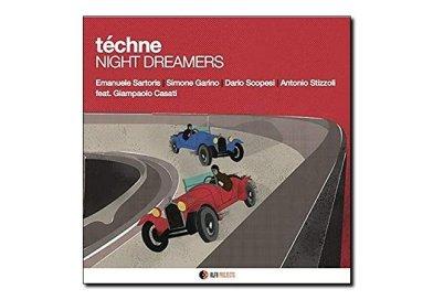 Night Dreamers <br/> Téchne <br/> AlfaMusic, 2019