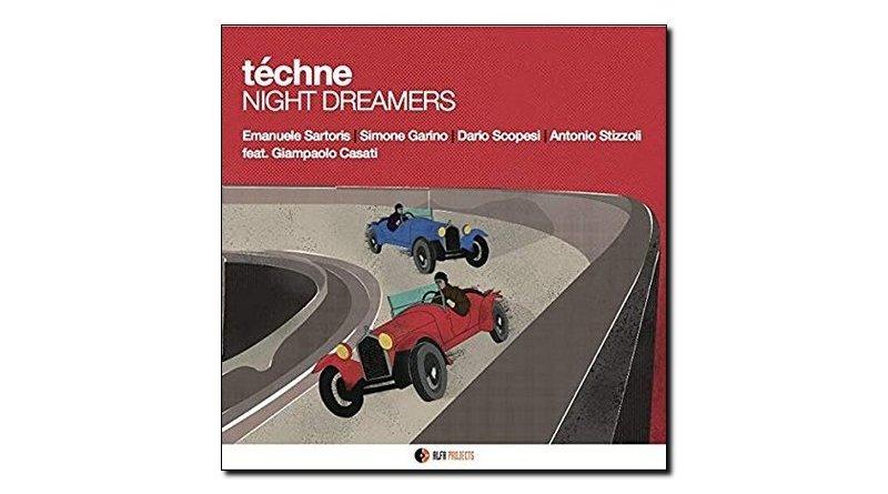 Night Dreamers Téchne AlfaMusic 2019 Jazzespresso 爵士杂志