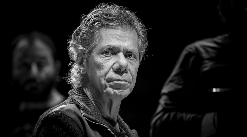 Carlo Mogavero 爵士音樂人物肖像攝影 奇克·柯瑞亞