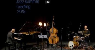 Jazz Summer Meeting Lugano Teatro Studio FOCE Jazzespresso 爵士雜誌