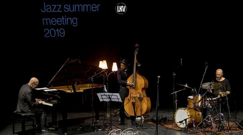 Jazz Summer Meeting Lugano Teatro Studio FOCE Jazzespresso 爵士杂志