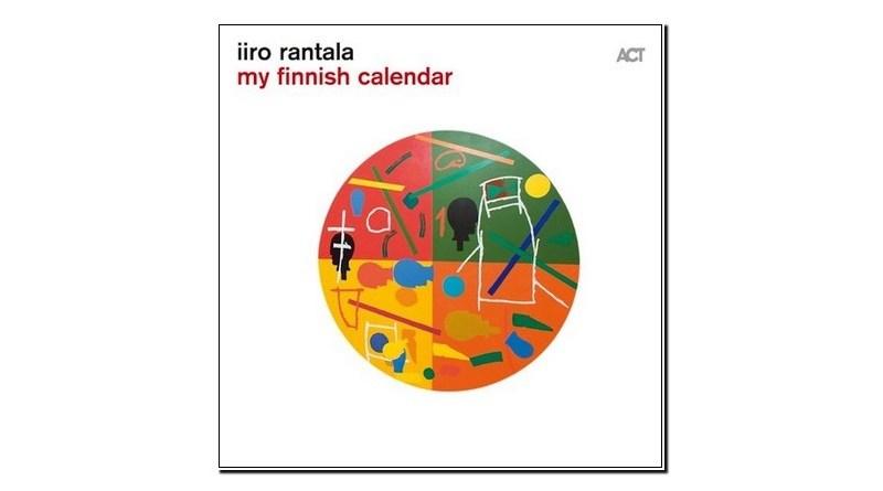 Iiro Rantala My Finnish Calendar ACT 2019 Jazzespresso 爵士杂志
