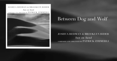 Joshua Redman & Brooklyn Rider Between Dog and Wolf YouTube Video Jazzespresso Revista Jazz