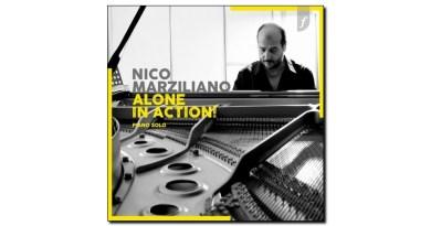 Nico Marziliano Alone in Action Farelive 2019 Jazzespresso Revista Jazz