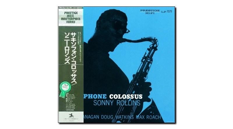 Sonny Rollins Saxophone Colossus 1957 Jazzespresso 爵士雜誌