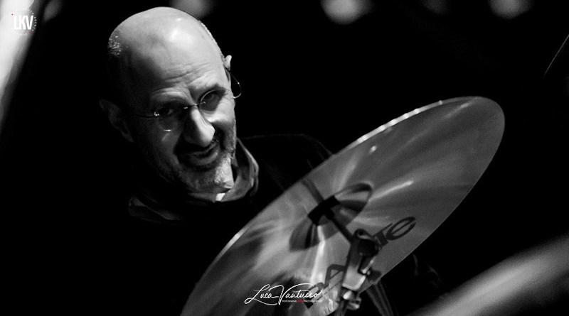 Jorge Rossy Jazzespresso interview Luca Vantusso