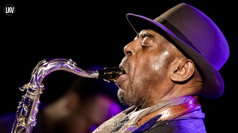 爵士音乐人物肖像摄影阿奇·谢普 Luca Vantusso Jazzespresso