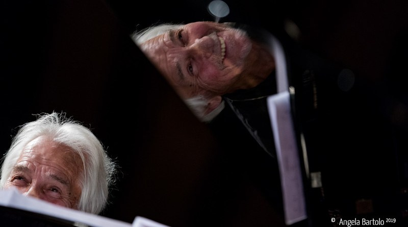 Angela Bartolo 爵士音樂人物肖像攝影 Enrico Intra