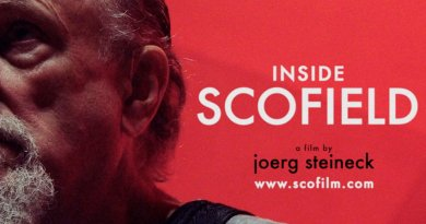 INSIDE SCOFIELD: película de Joerg Steineck Jazzespresso Revista Jazz