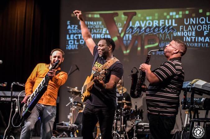 Vrroom VIP JazzFest Jazzespresso Jazz Magazine