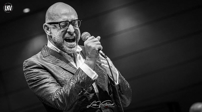 Luca Vantusso Milán Mario Biondi Retrato Jazzespresso 2019