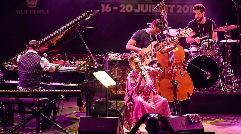 Nice Jazz Festival Mamo Delpero 2019 Jazzespresso
