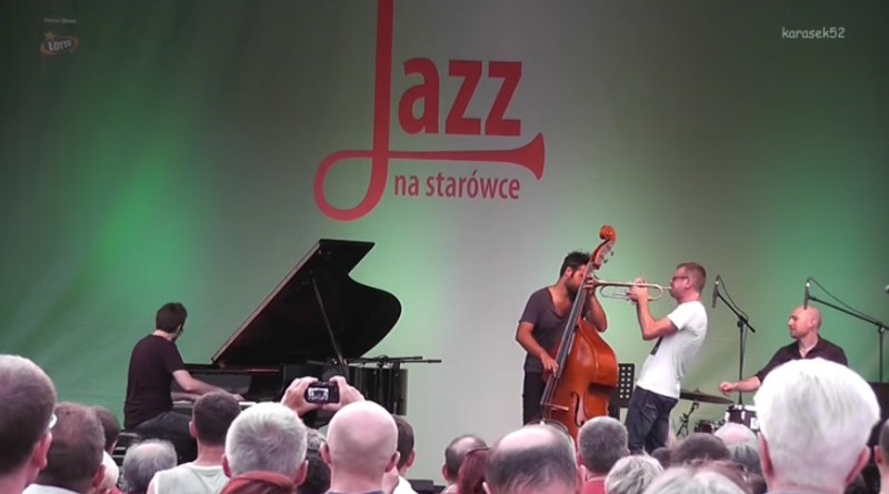 Fabrizio Bosso Quartet Caravan YouTube Video Jazzespresso Jazz Mag